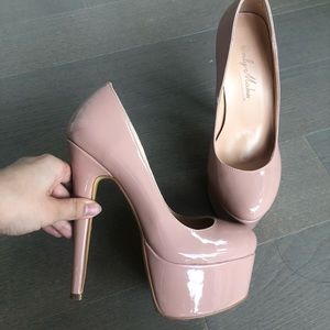 Pump new high heels